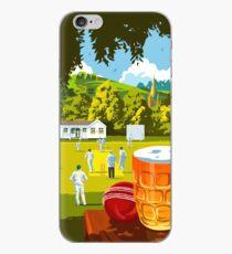 Village Cricket iPhone Case