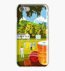 Village Cricket iPhone Case/Skin