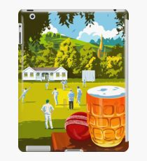 Village Cricket iPad Case/Skin
