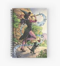 Everyday Witch Tarot - Judgement Spiral Notebook
