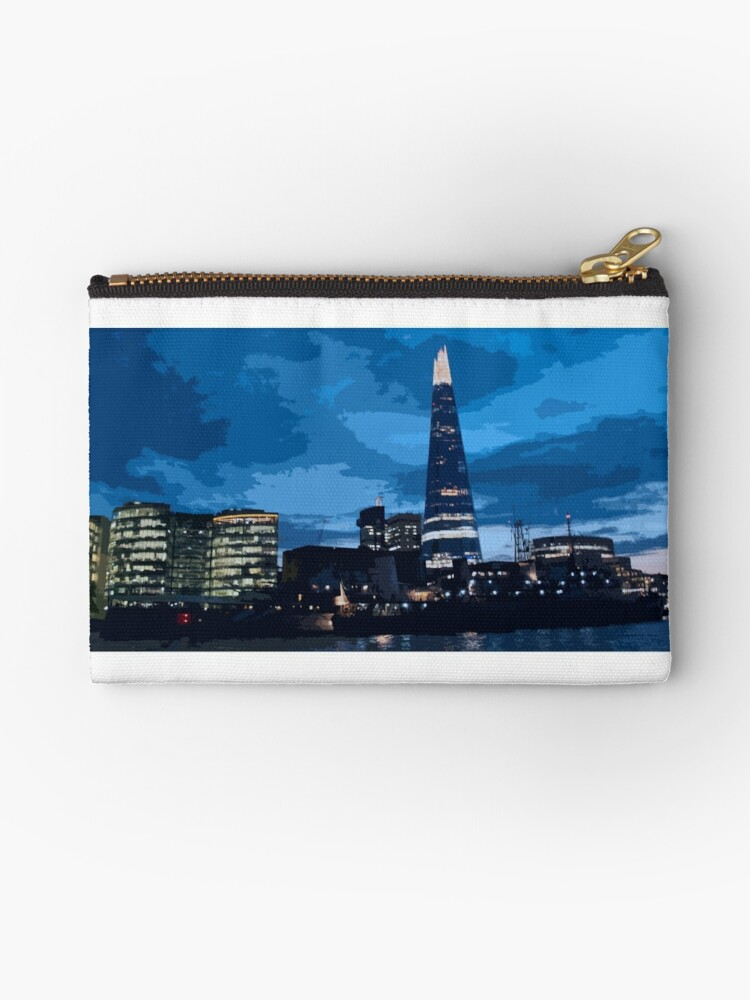 Ship and the Shard by WilMorris