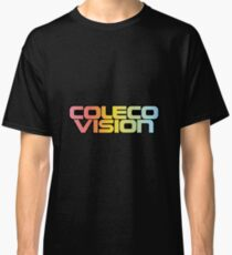 ColecoVision logo Classic T-Shirt