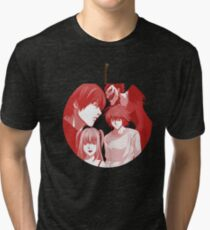 Death Note Apple Tri-blend T-Shirt