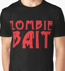 Zombie Bait Graphic T-Shirt