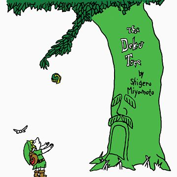 The Deku Tree by voltronbadA