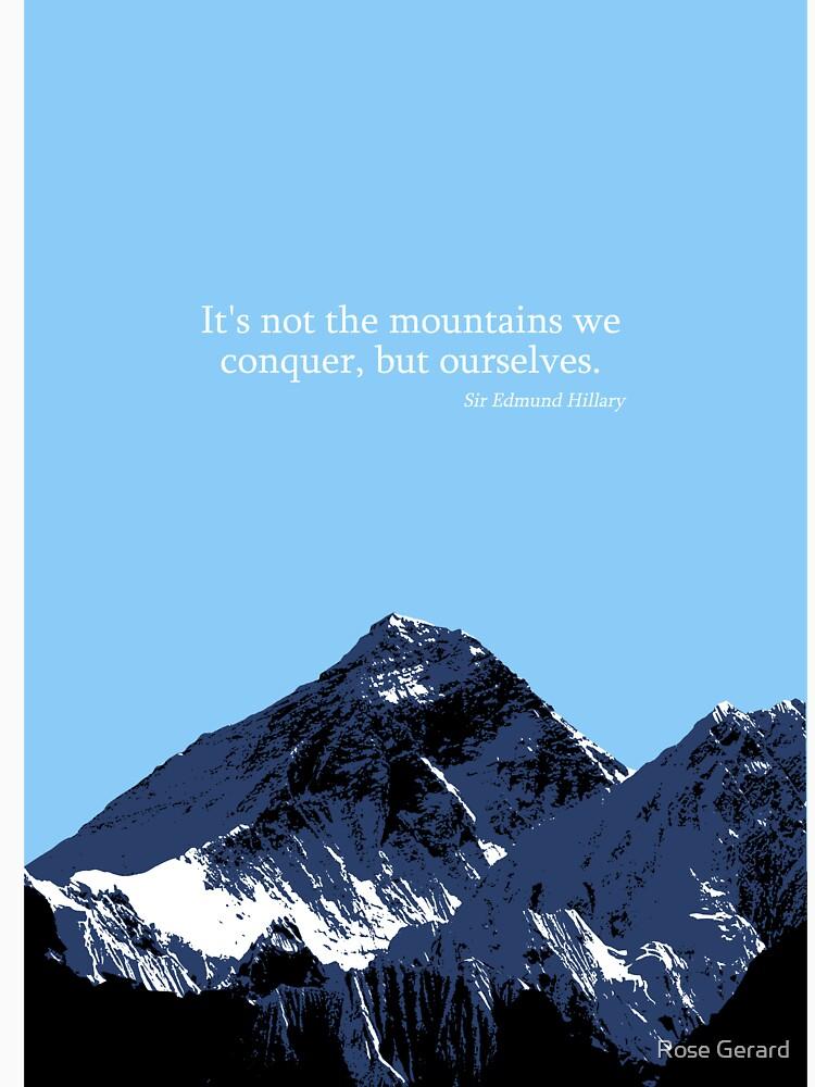 Everest by arkadyrose