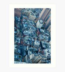 NYC / SoHo Art Print