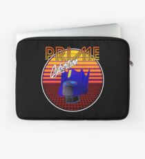 80's Retro Optimus Prime Laptop Sleeve