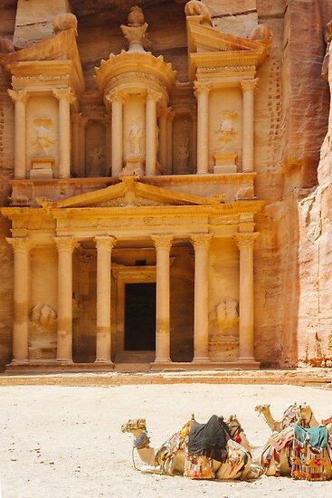 Petra / Jordan III by Adi M