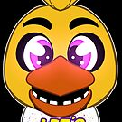 FNAF Chica by Sciggles