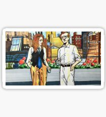 Annie Hall Sticker