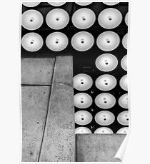NYC / Met Breuer II Poster