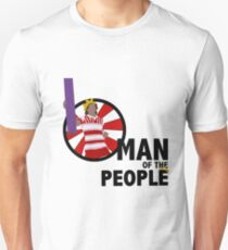 Anthony Gelling: The Man of the People Unisex T-Shirt