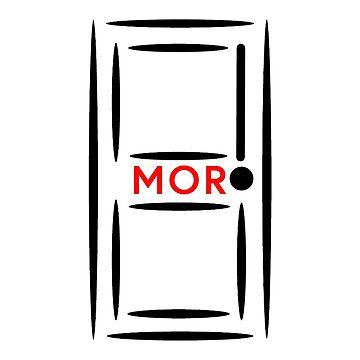 Mor-door by Merwok