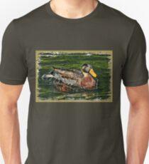 Water Off A Ducks Back 2 T-Shirt
