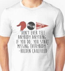 Holden Caulfield - Catcher in the Rye T-Shirt