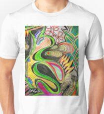 Infinite Intricate Patterns KRING T-Shirt