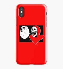 Spooky Num Num iPhone Case
