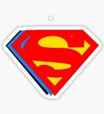 Superhero Sticker