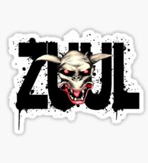 There is no Dana, only ZUUL Sticker