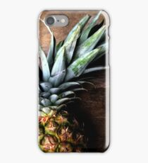 Rustic Pineapple  iPhone Case/Skin