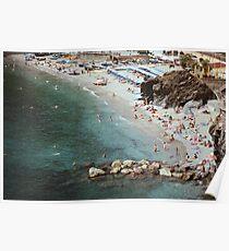 Monterosso Al Mare N.17 Poster