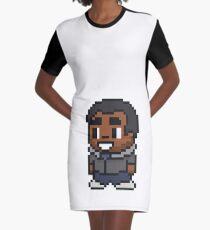 Troy Barnes Graphic T-Shirt Dress
