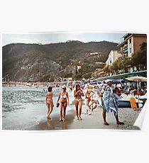 Monterosso Al Mare N.20 Poster
