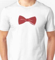 bowtiesarecool - Red T-Shirt