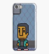 (5) Abed Nadir -Poster Series iPhone Case/Skin