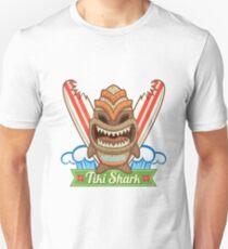 Tiki Shark T-Shirt