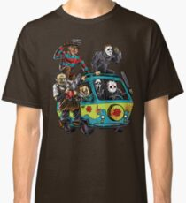 The Massacre Machine Horror Classic T-Shirt