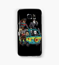 The Massacre Machine Horror Samsung Galaxy Case/Skin