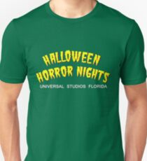 Retro Horror Nights Unisex T-Shirt