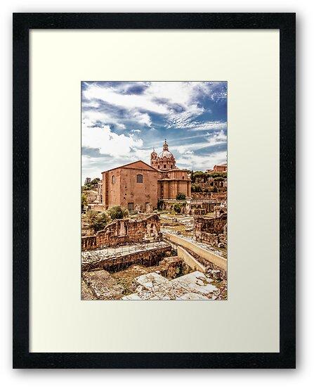 Roman Ruins by FelipeLodi