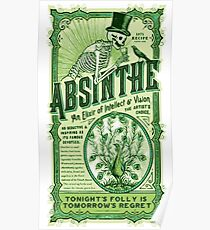 Absinthe Classic Poster