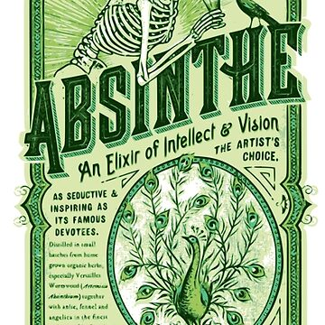 Absinthe Classic by deanonet