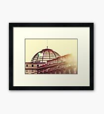 Neapolitan Architecture Framed Print
