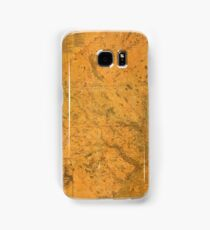 Map of Lunenburg 1864 Samsung Galaxy Case/Skin