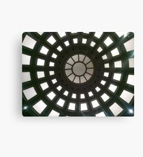 Toledo Museum of Art - domed ceiling Canvas Print