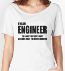 Engineer 2.0 Women's Relaxed Fit T-Shirt