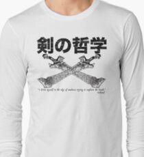 Sword Logic Long Sleeve T-Shirt
