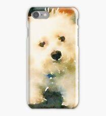 Shaggy Bichon iPhone Case/Skin