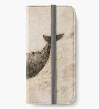 Belly of the Whale iPhone Wallet