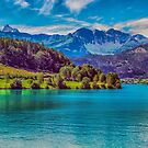 Lake Lucerne by FelipeLodi