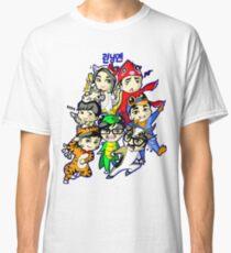 Running Man Kigurumi Classic T-Shirt