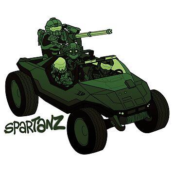 Spartanz by chancel