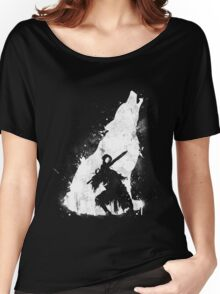 Abyss Warrior Women's Relaxed Fit T-Shirt