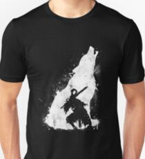 Abyss-Krieger Slim Fit T-Shirt