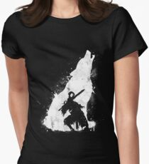 Abyss Warrior Women's Fitted T-Shirt